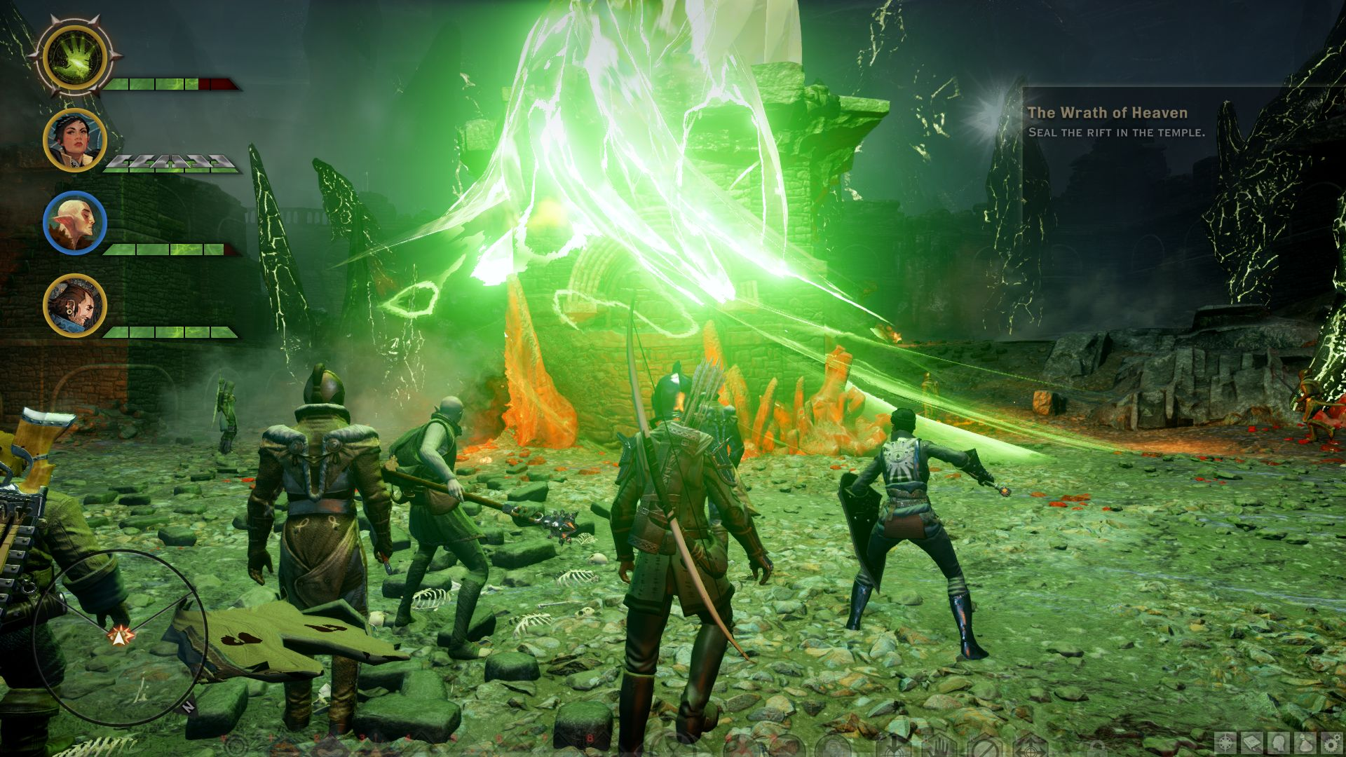 Dragon Age Inquisition Benchmarked Notebookcheck Net