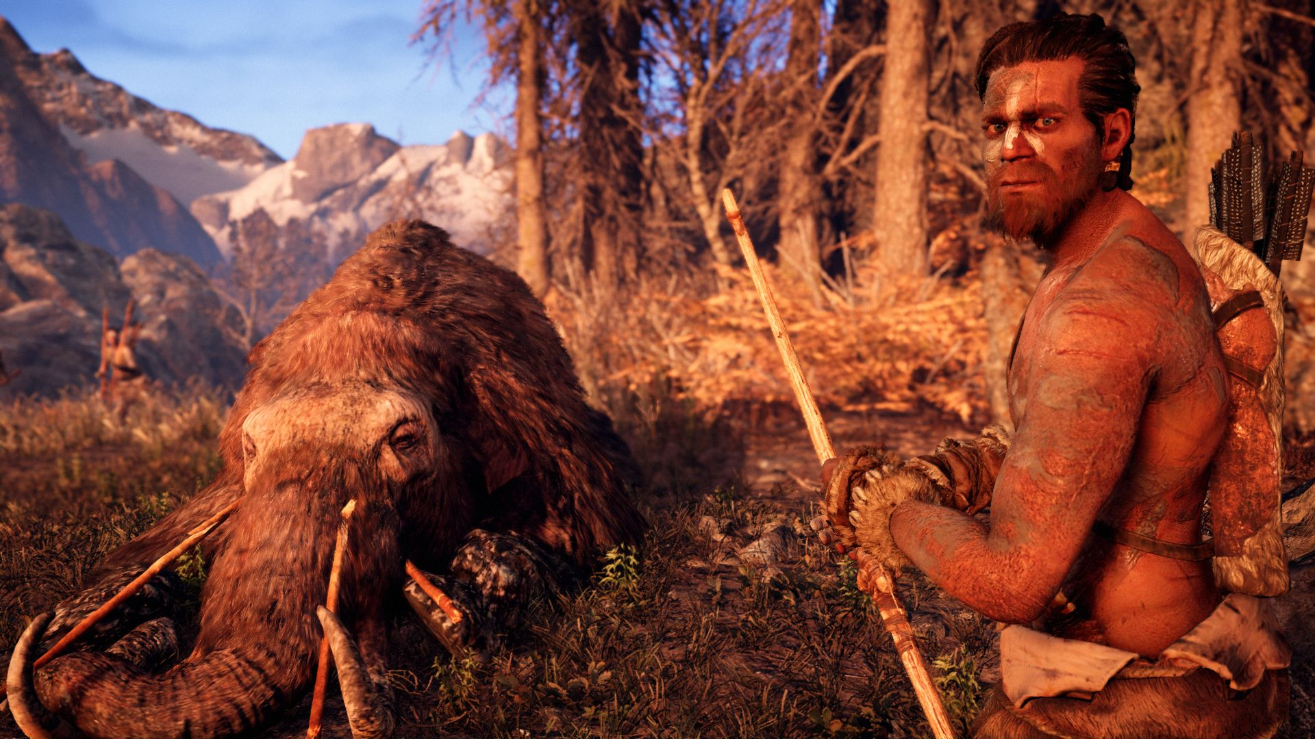 TEST of Far Cry Primal PC: The most beautiful prehistory on PC?