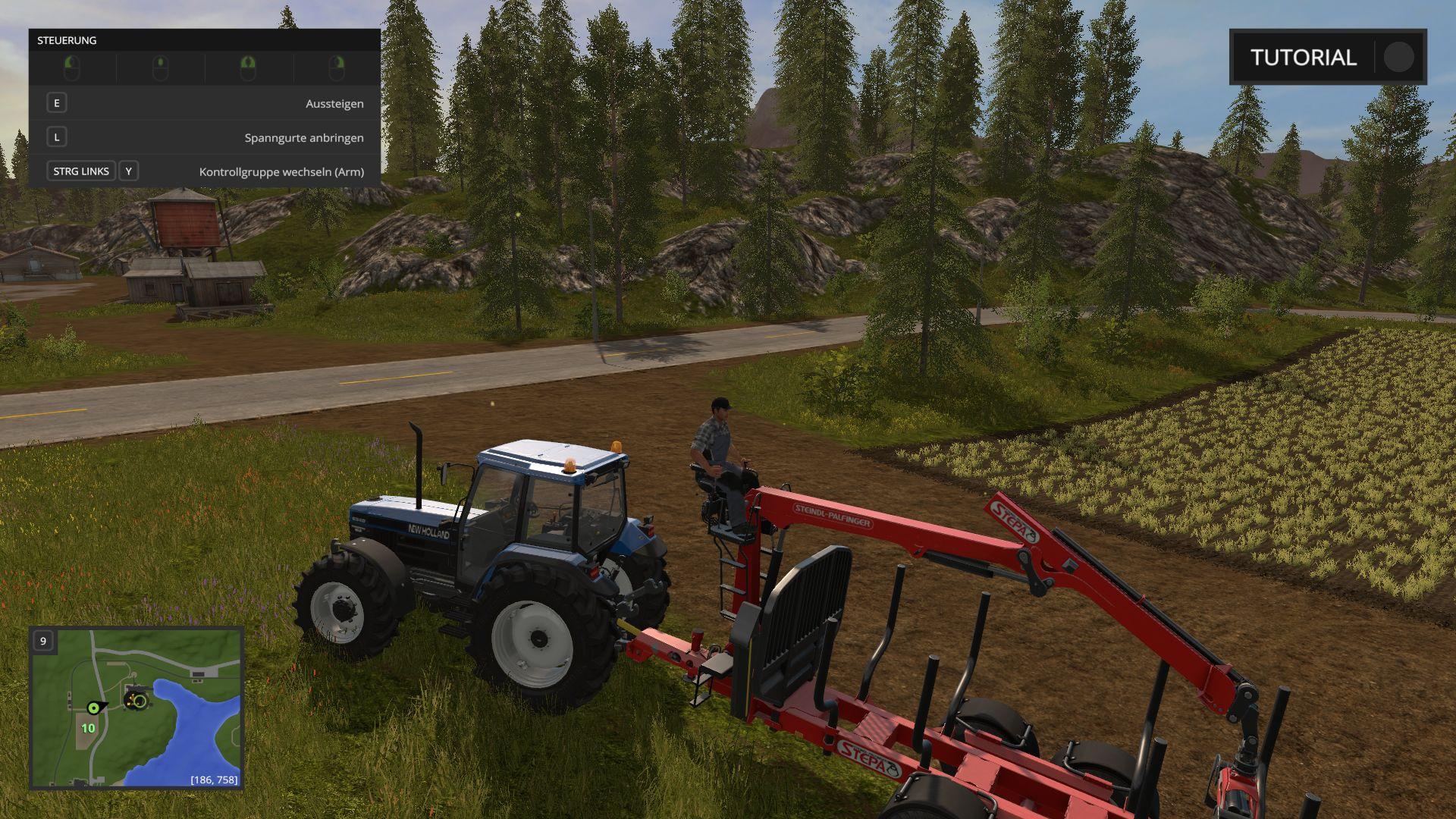 Farming Simulator 17 Notebook and Desktop Benchmarks