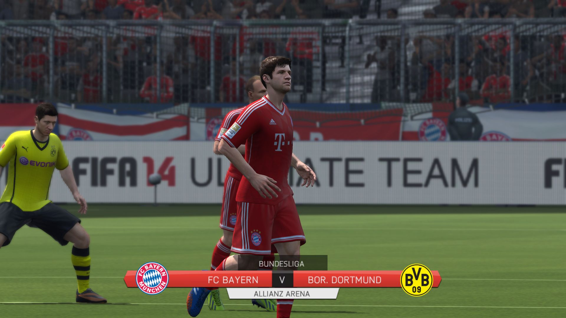 fifa 14 benchmarked