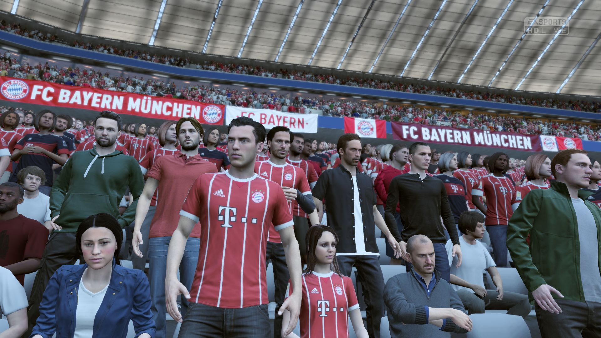 Image result for fifa 18 crowds