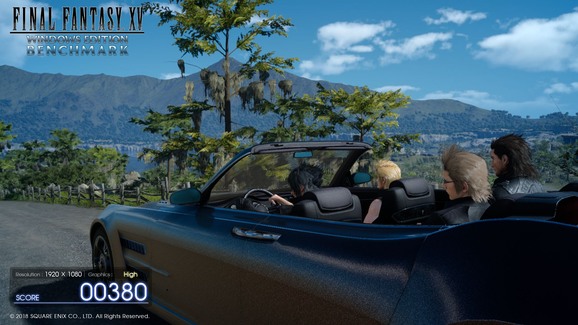 Final Fantasy Xv Laptop And Desktop Benchmarks Notebookcheck Net