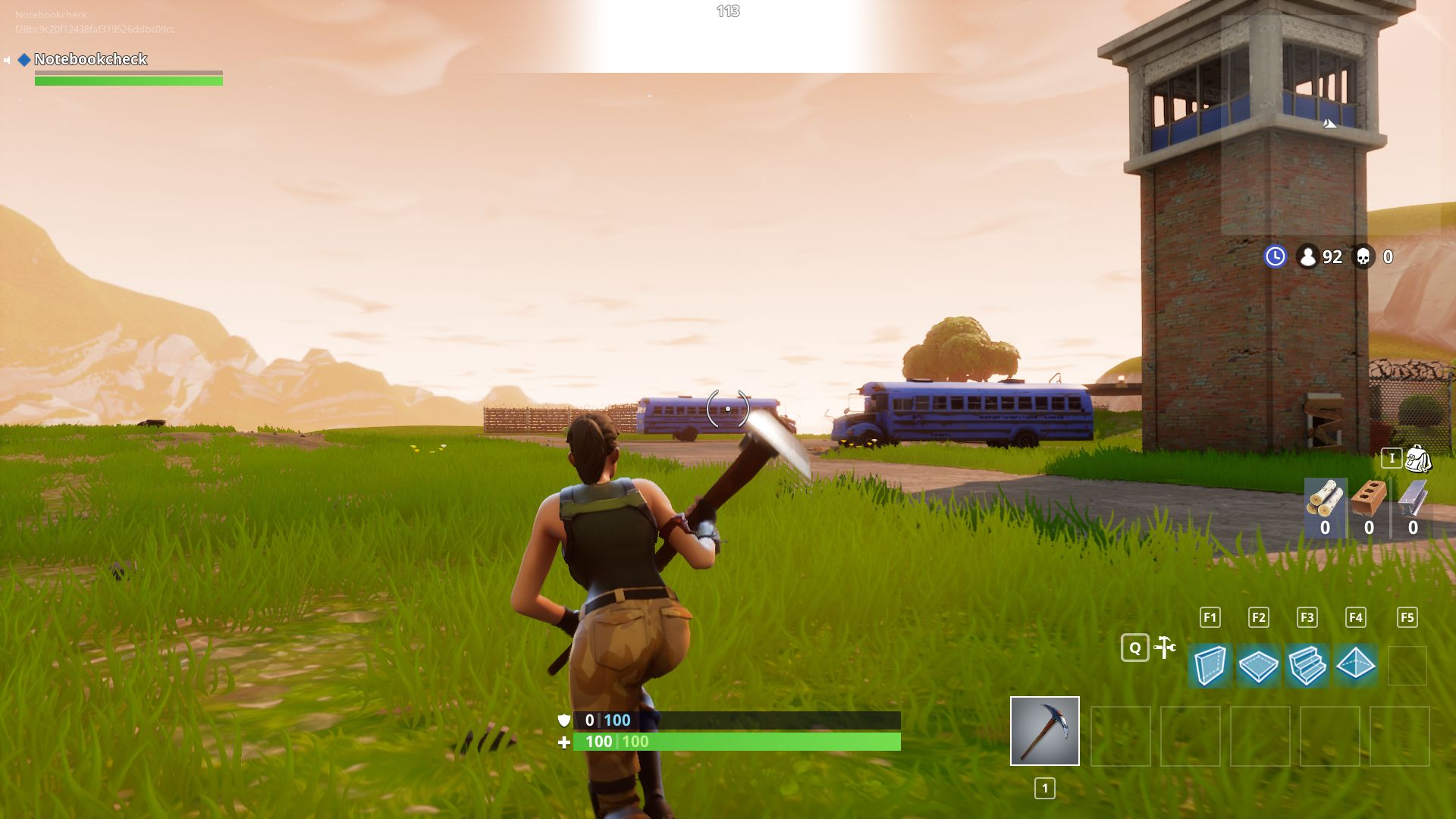 how to change the resolution on fortnite in file explorere
