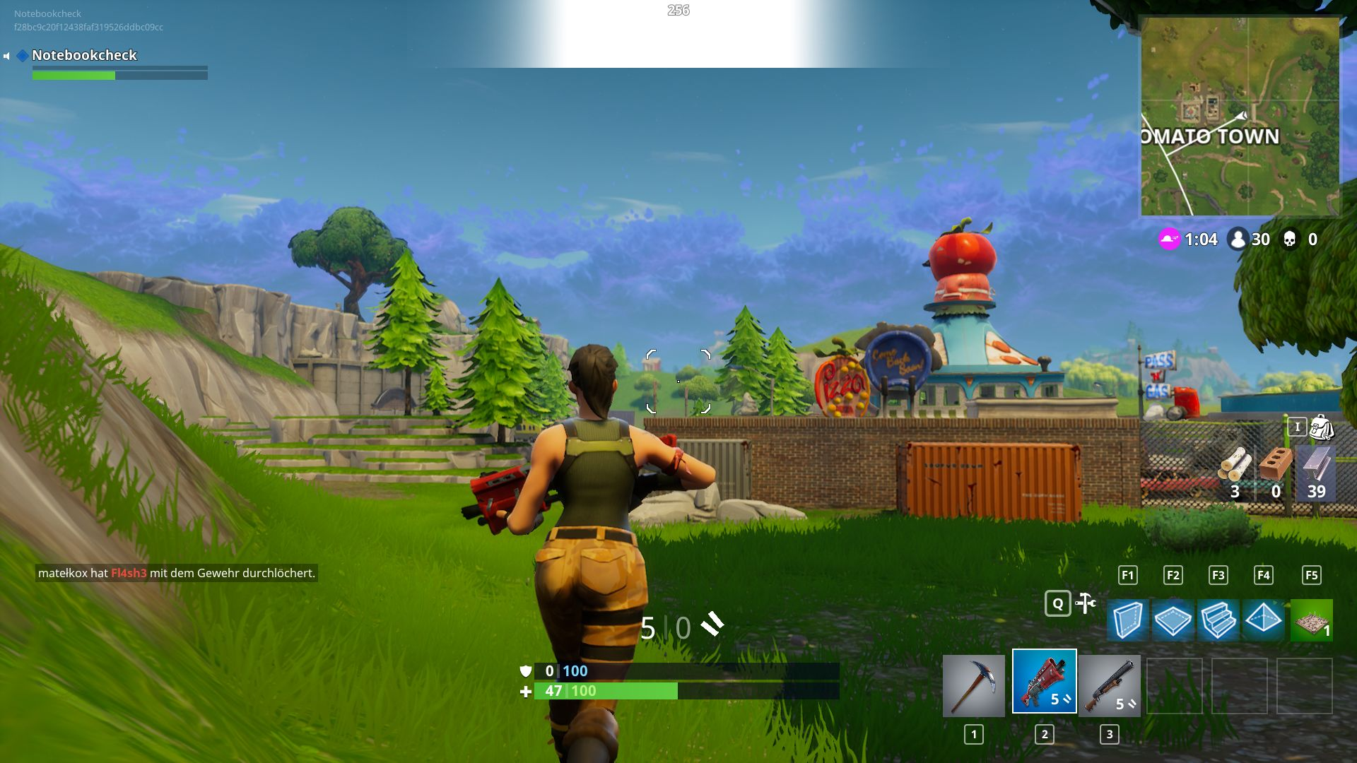 Fortnite Notebook and Desktop Benchmarks - NotebookCheck net