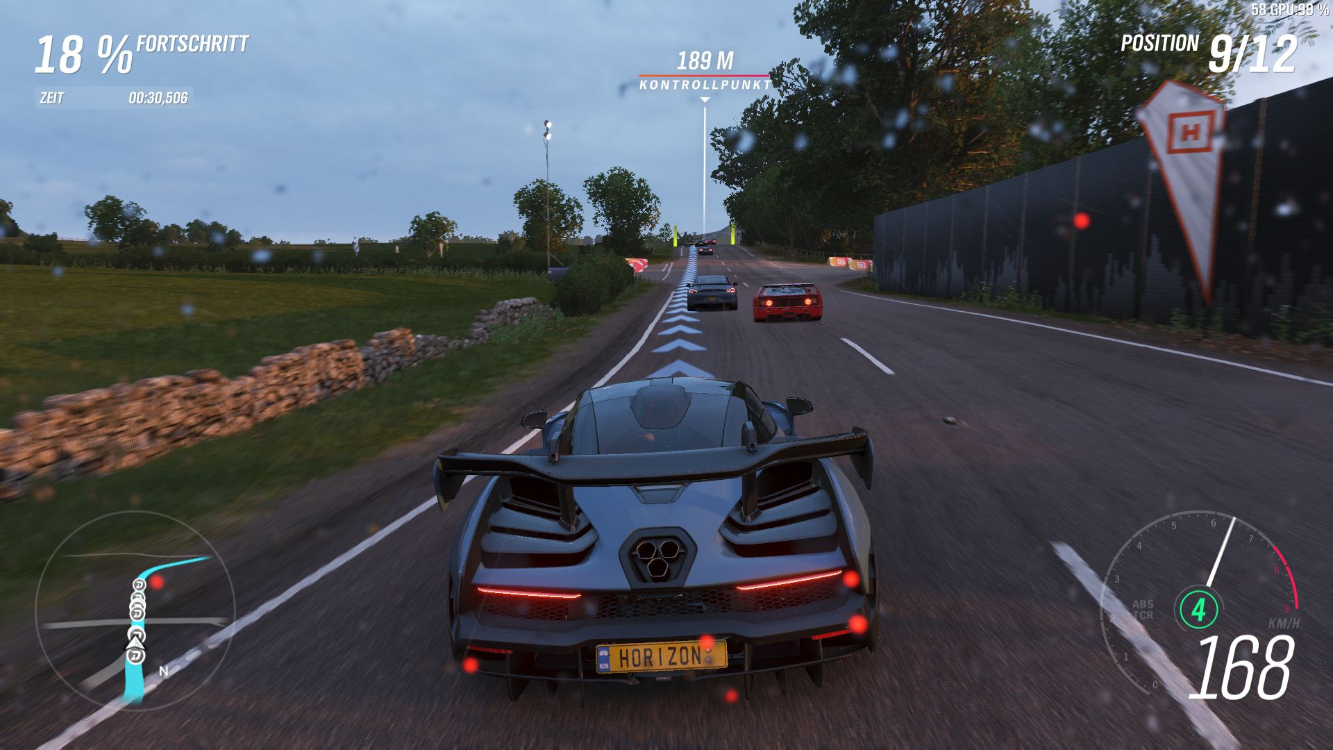 Forza Horizon 4 Notebook and Desktop Benchmarks