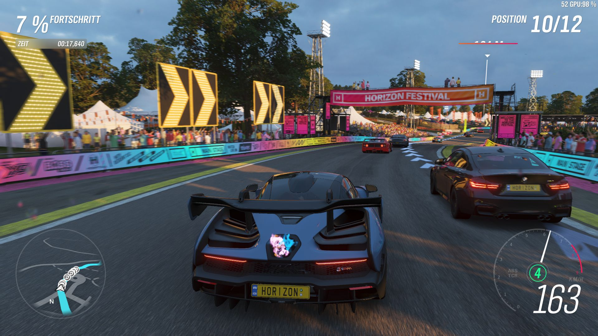 Forza Horizon 4 Notebook and Desktop Benchmarks - NotebookCheck net