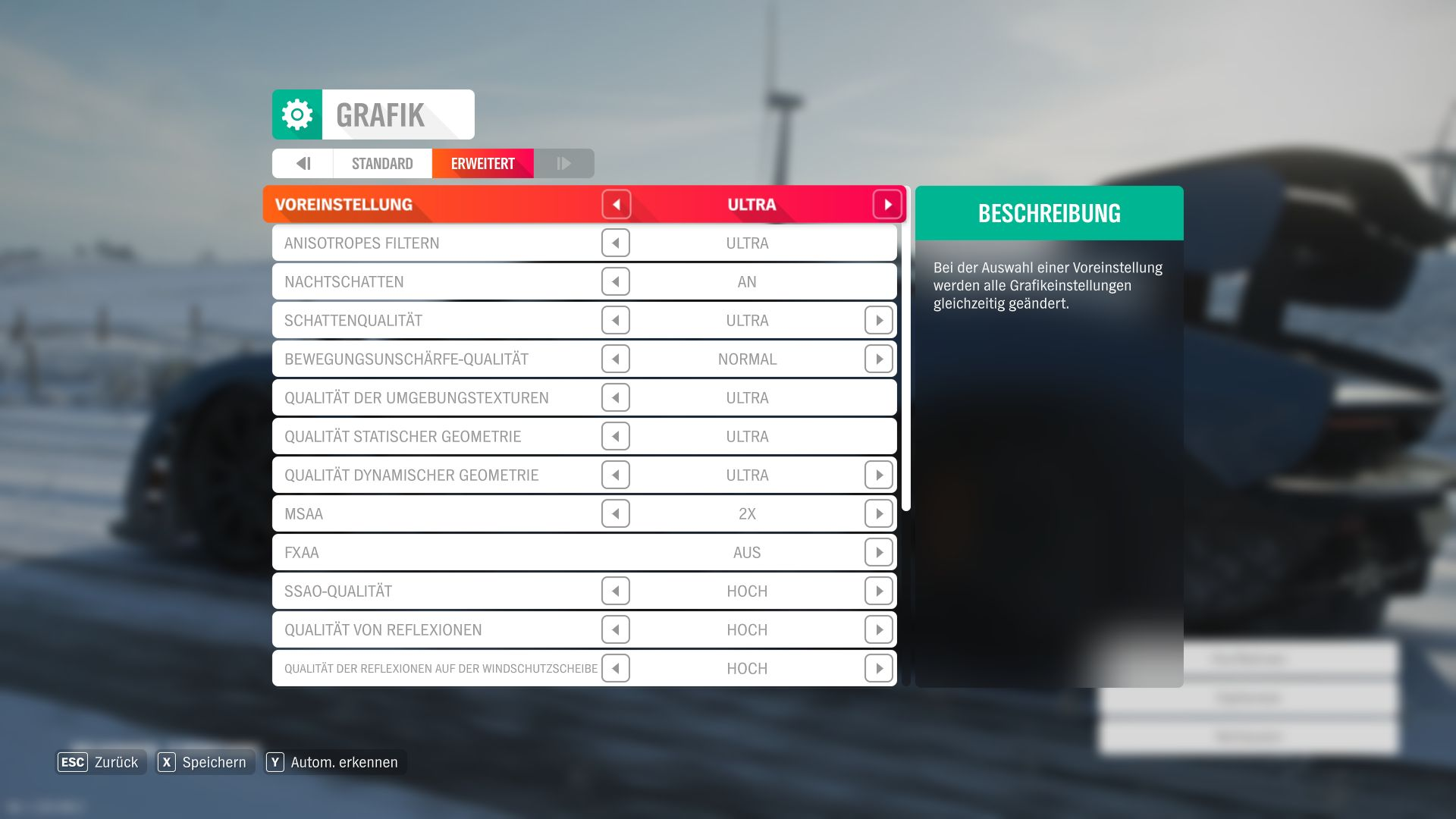 Forza Horizon 4 Notebook and Desktop Benchmarks