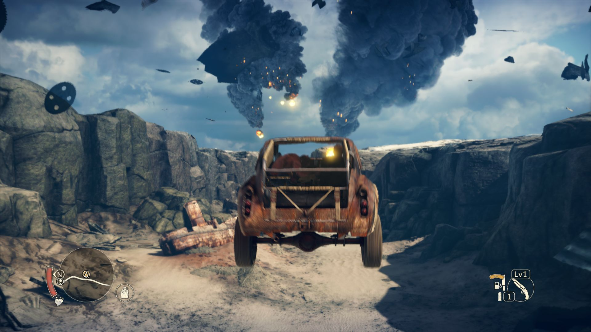 Despite Fantastic Gameplay Mad Max Feels Repetitive As The Missions Are Always Quite Similar Destroy X Find Y Conquer Z Etc