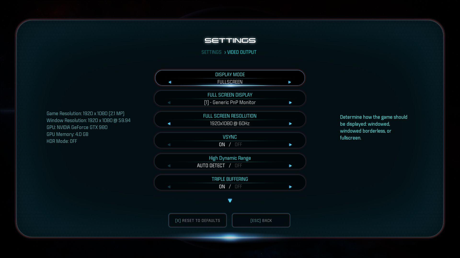 Mass Effect Andromeda Notebook and Desktop Benchmarks