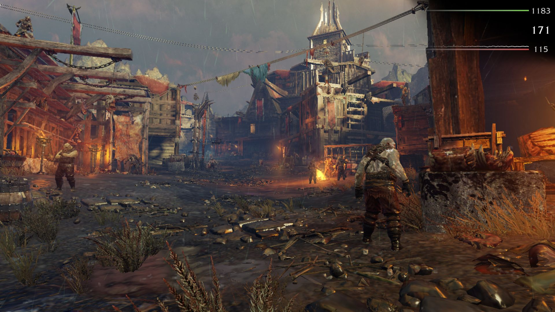 Middle-earth  Shadow Of Mordor Benchmarked