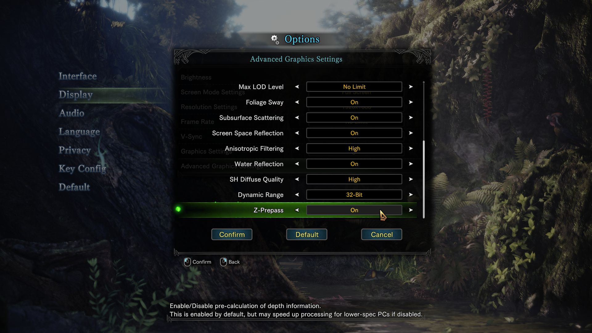 Monster Hunter World Notebook and Desktop Benchmarks