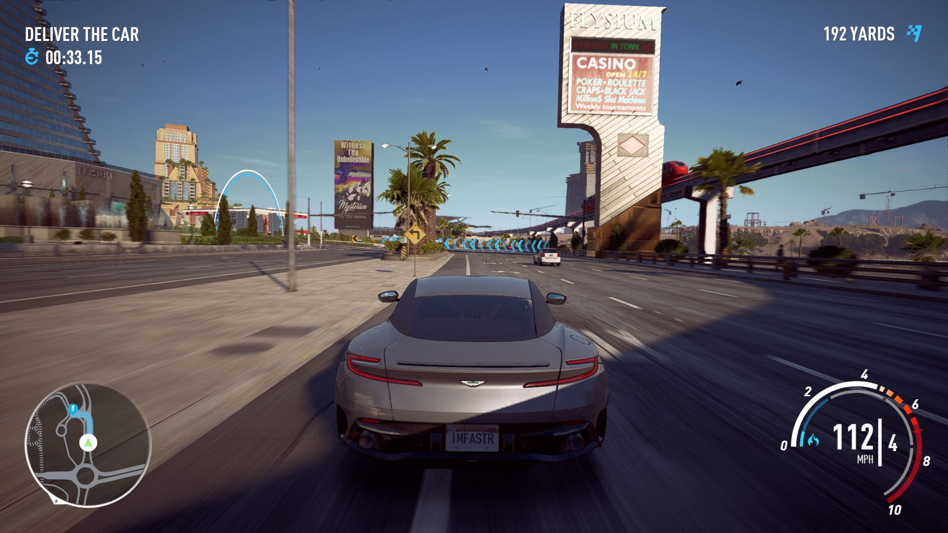 Car Driving Games >> Need for Speed Payback Laptop and Desktop Benchmarks - NotebookCheck.net Reviews