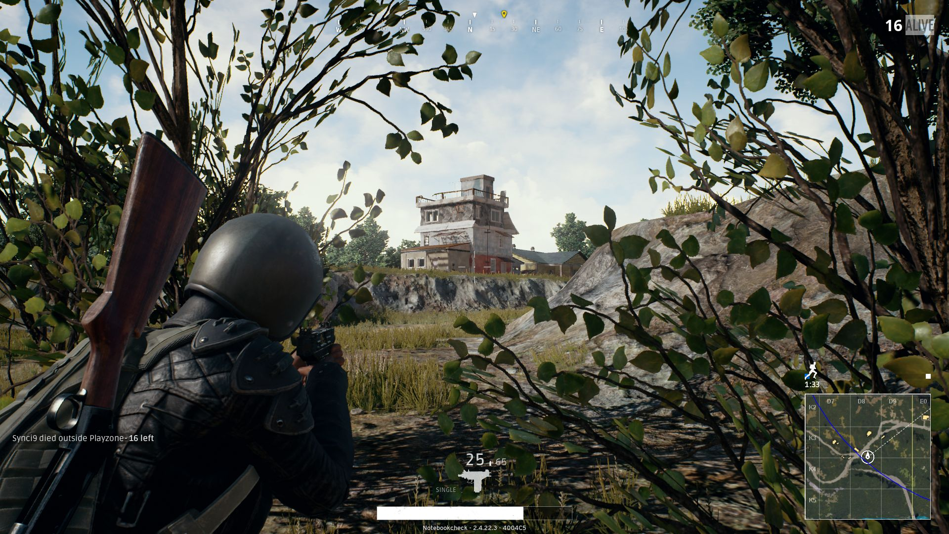 Playerunknown S Battlegrounds Laptop And Desktop Benchmarks
