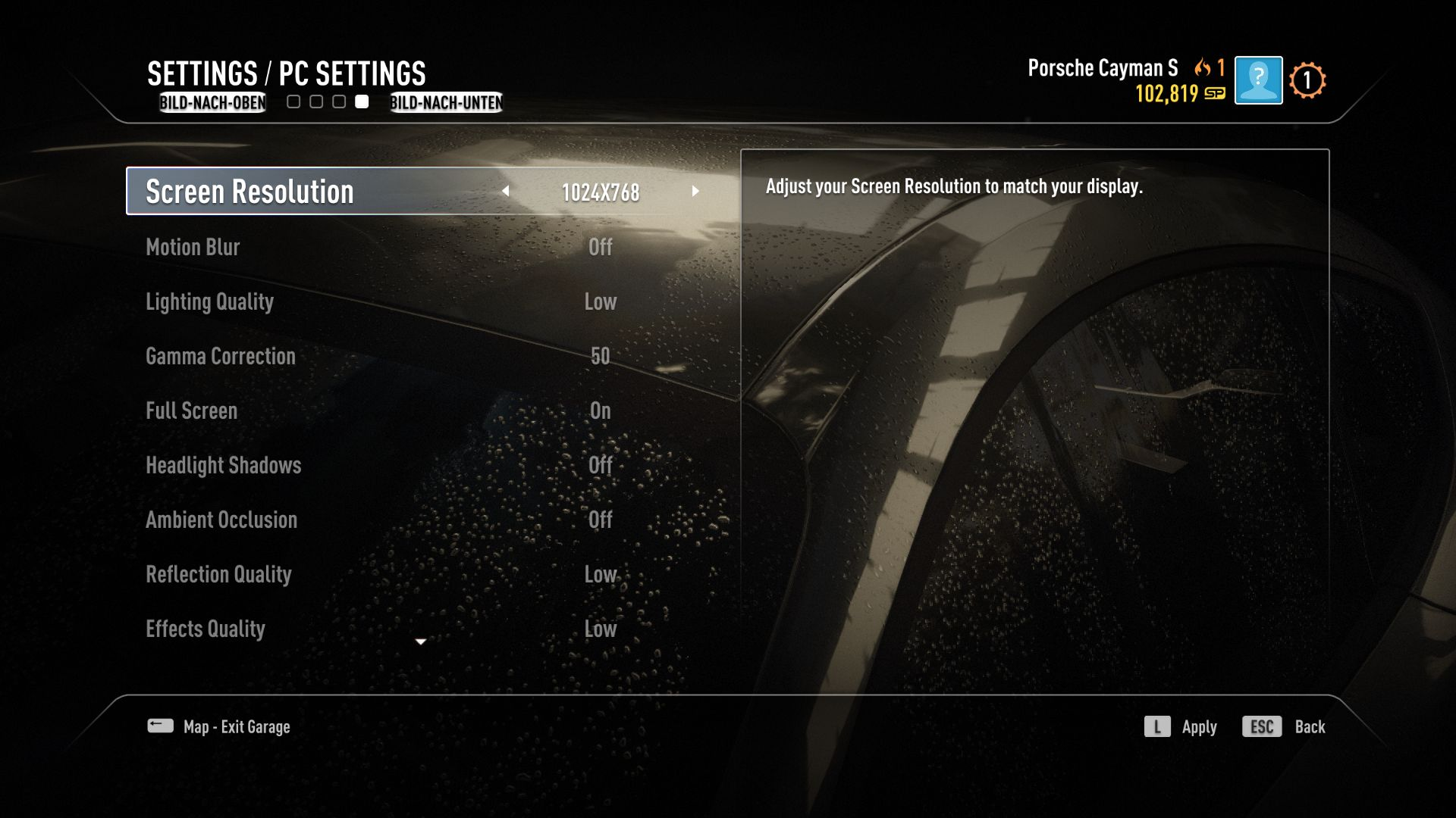Superior Motors Menu >> Need for Speed: Rivals Benchmarked - NotebookCheck.net Reviews