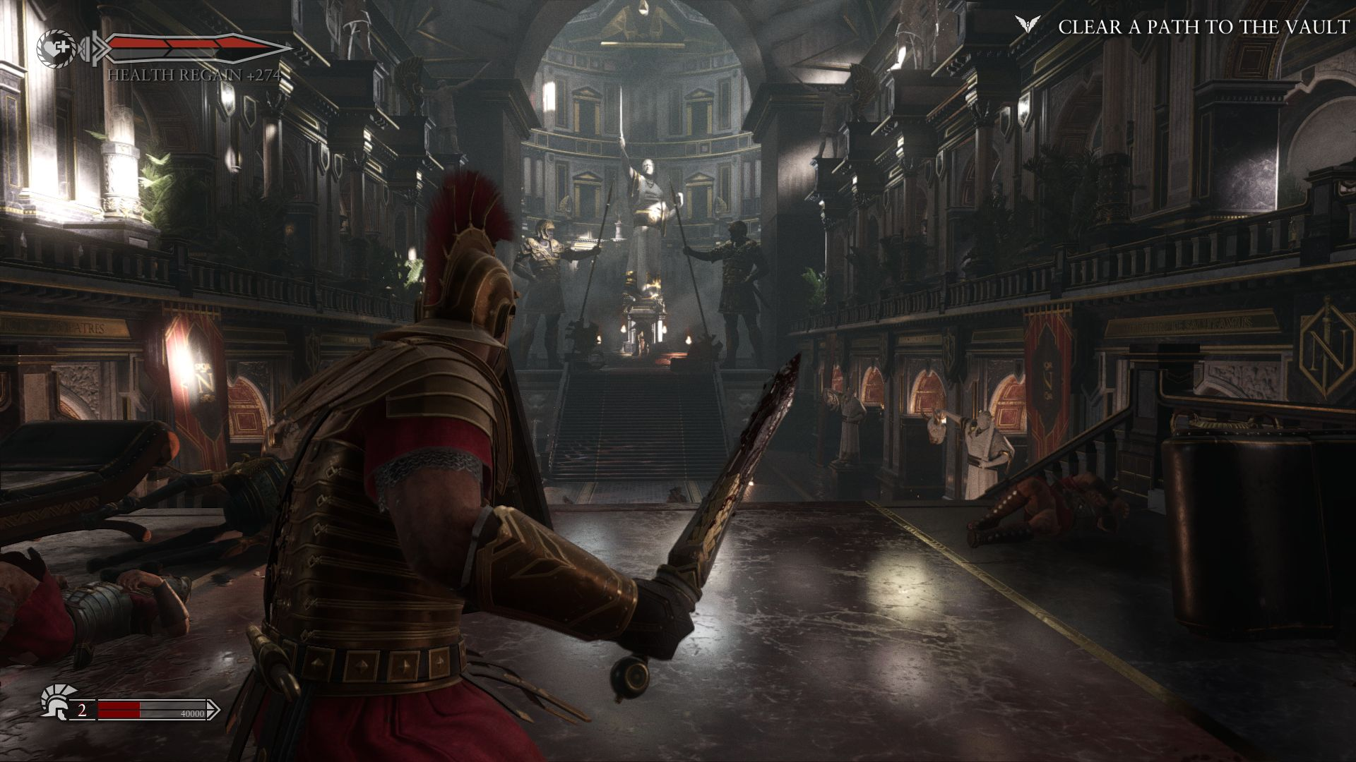 Ryse: Son of Rome Review - GameRevolution
