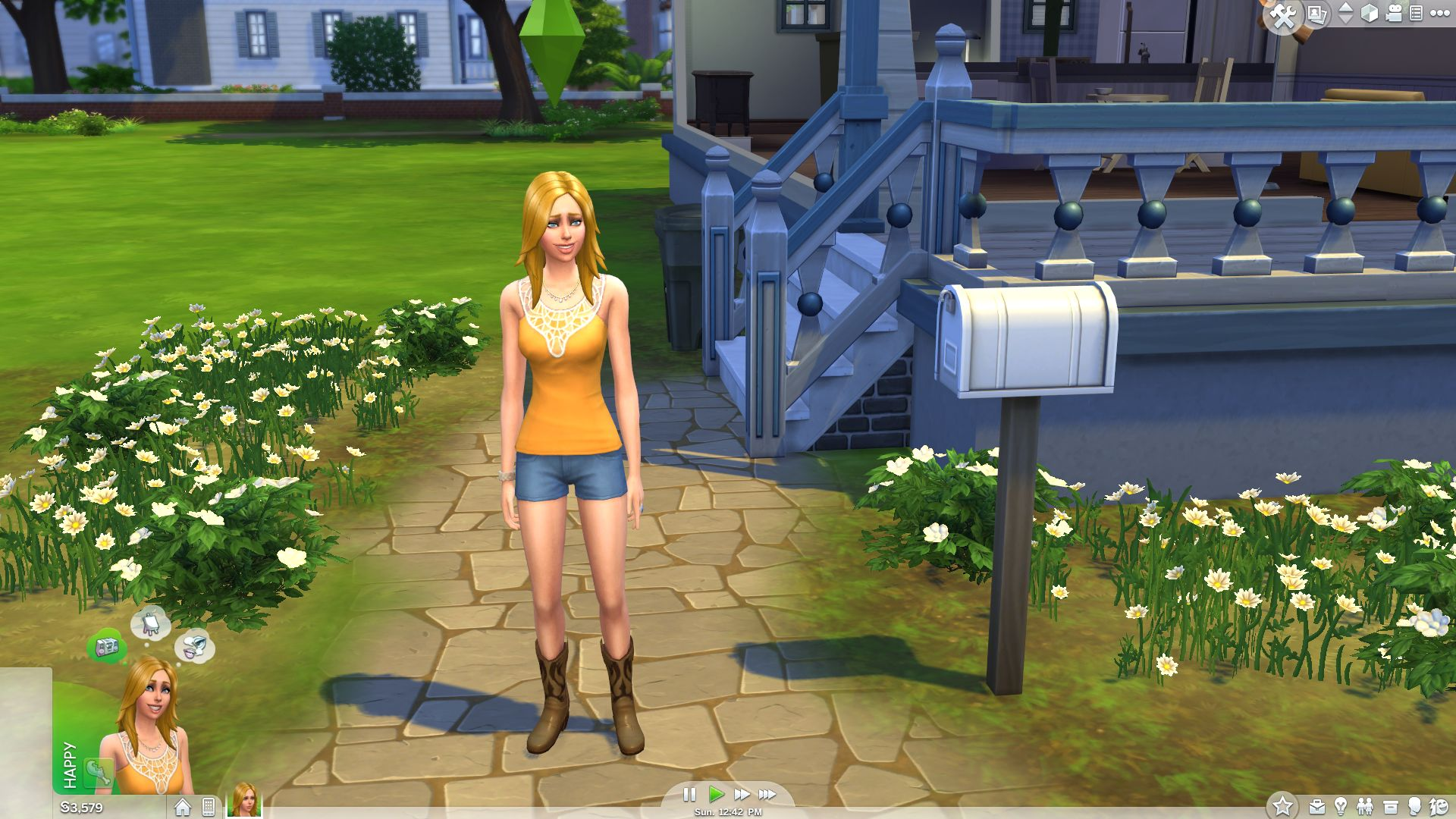 how to play sims 4 offline on xbox one