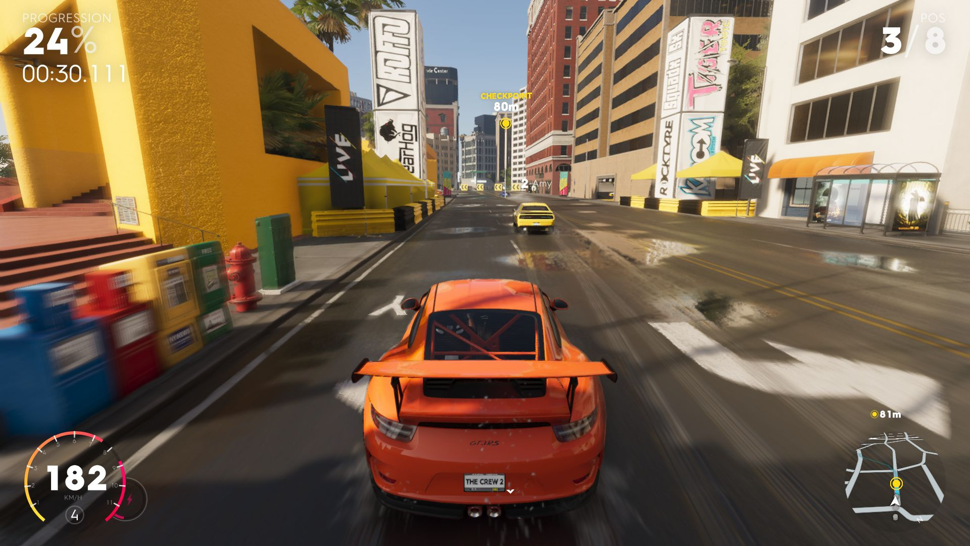 The Crew 2 Laptop and Desktop Benchmarks - NotebookCheck net