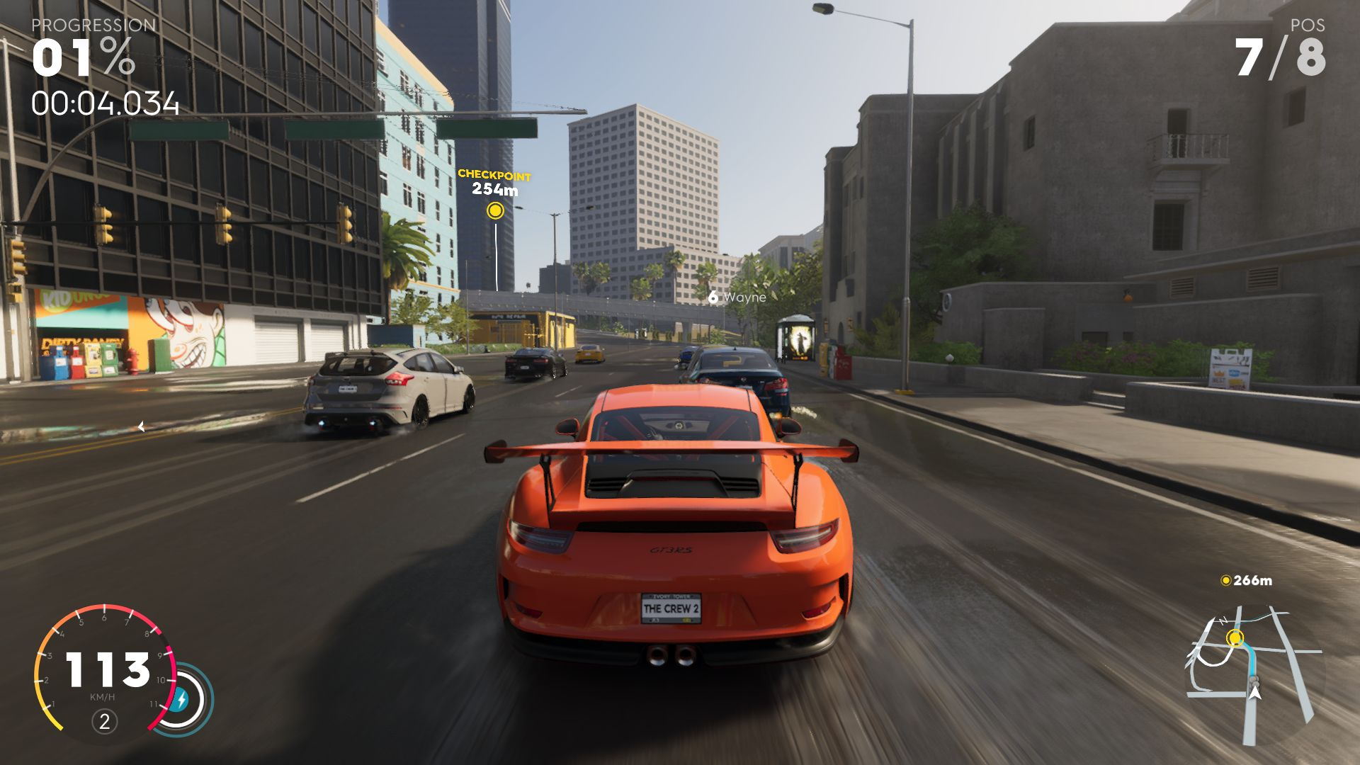 The Crew 2 Laptop And Desktop Benchmarks Notebookcheck