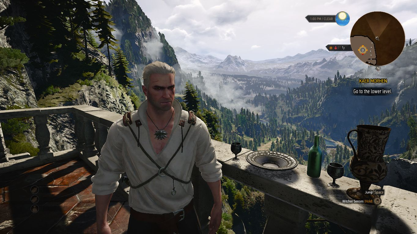 The Witcher 3 Notebook Benchmarks - NotebookCheck net Reviews