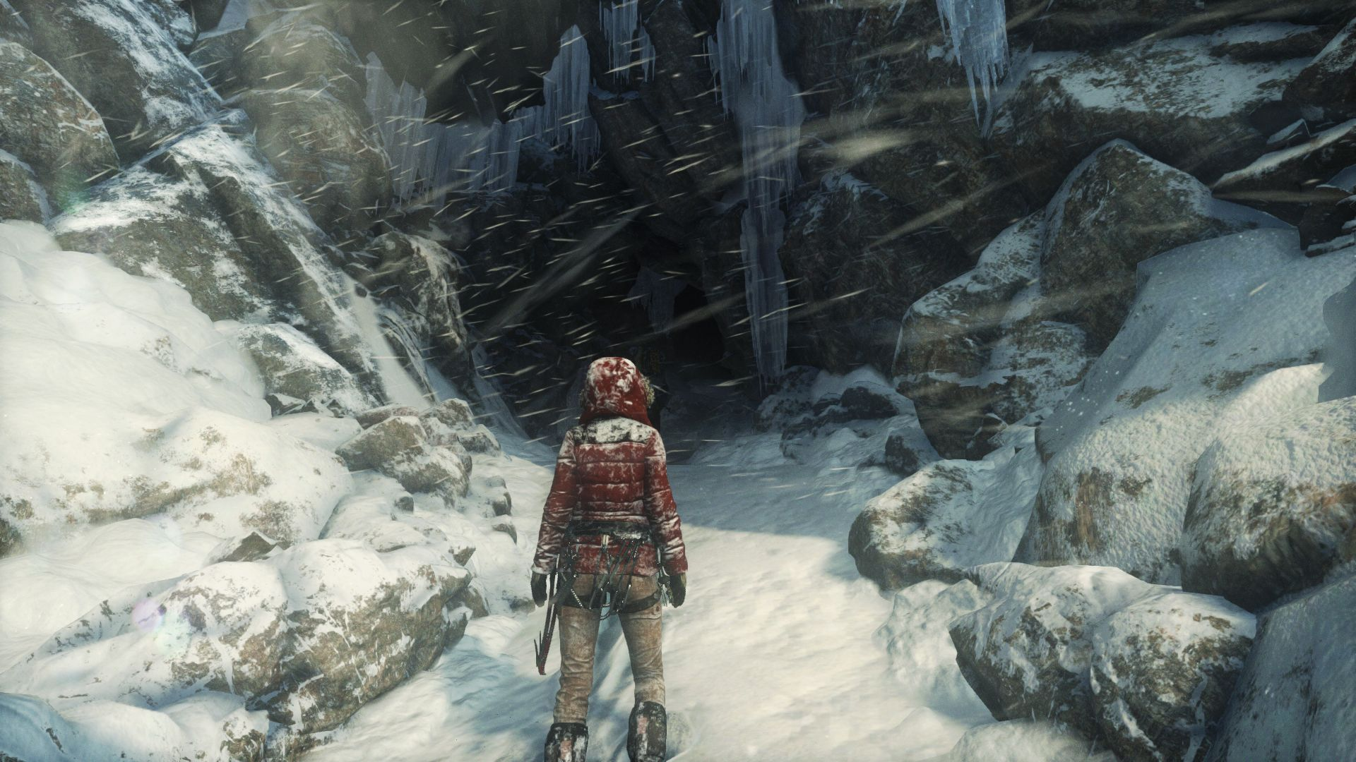 Rise Of The Tomb Raider Uncut
