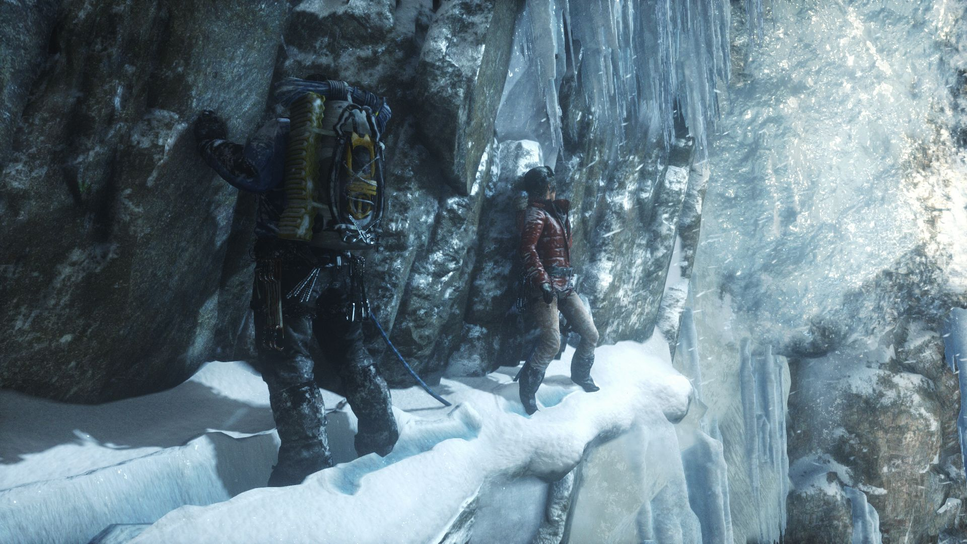 Rise of the Tomb Raider Notebook Benchmarks - NotebookCheck net Reviews