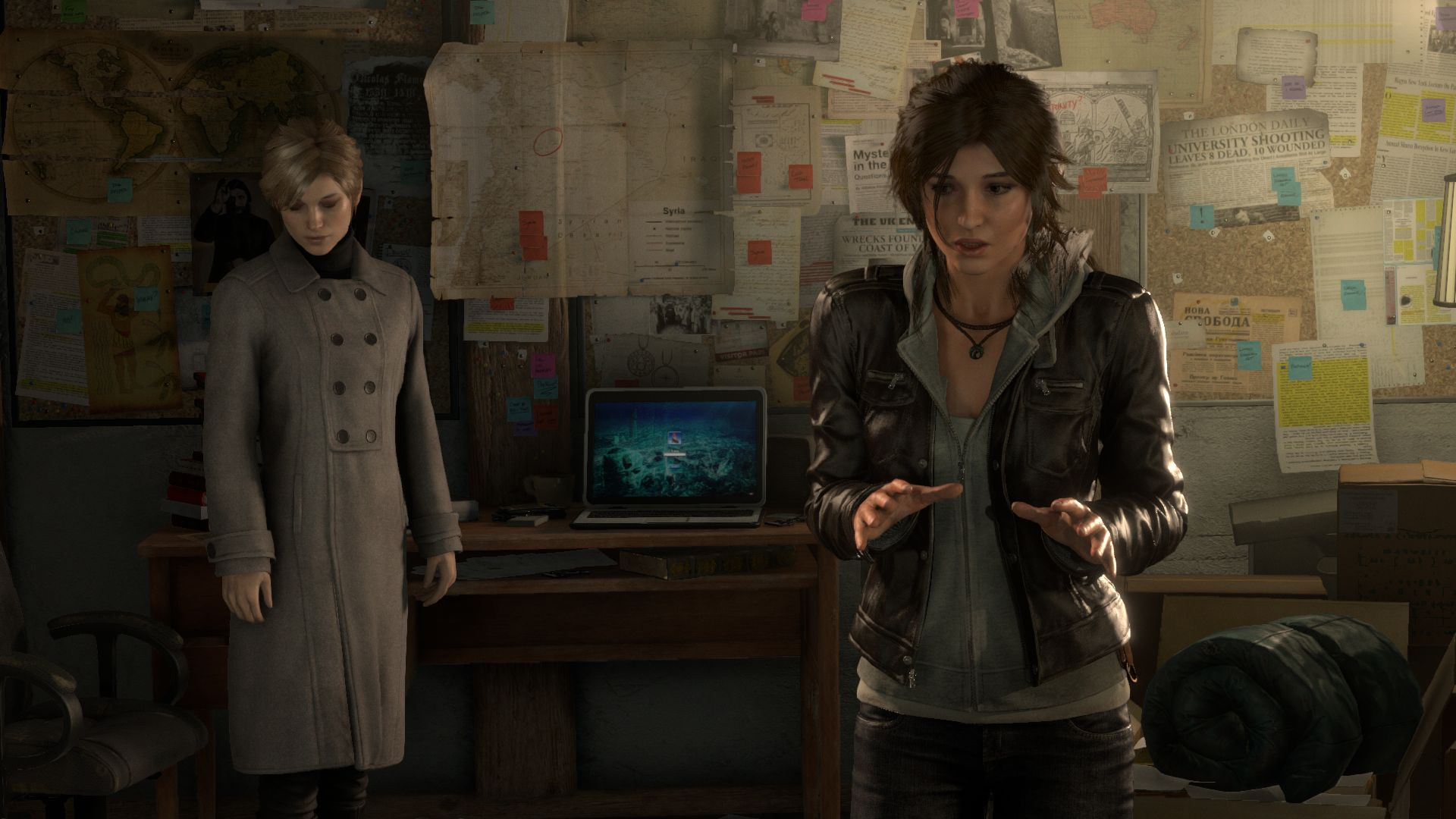 Rise of the Tomb Raider Notebook Benchmarks - NotebookCheck.net Reviews