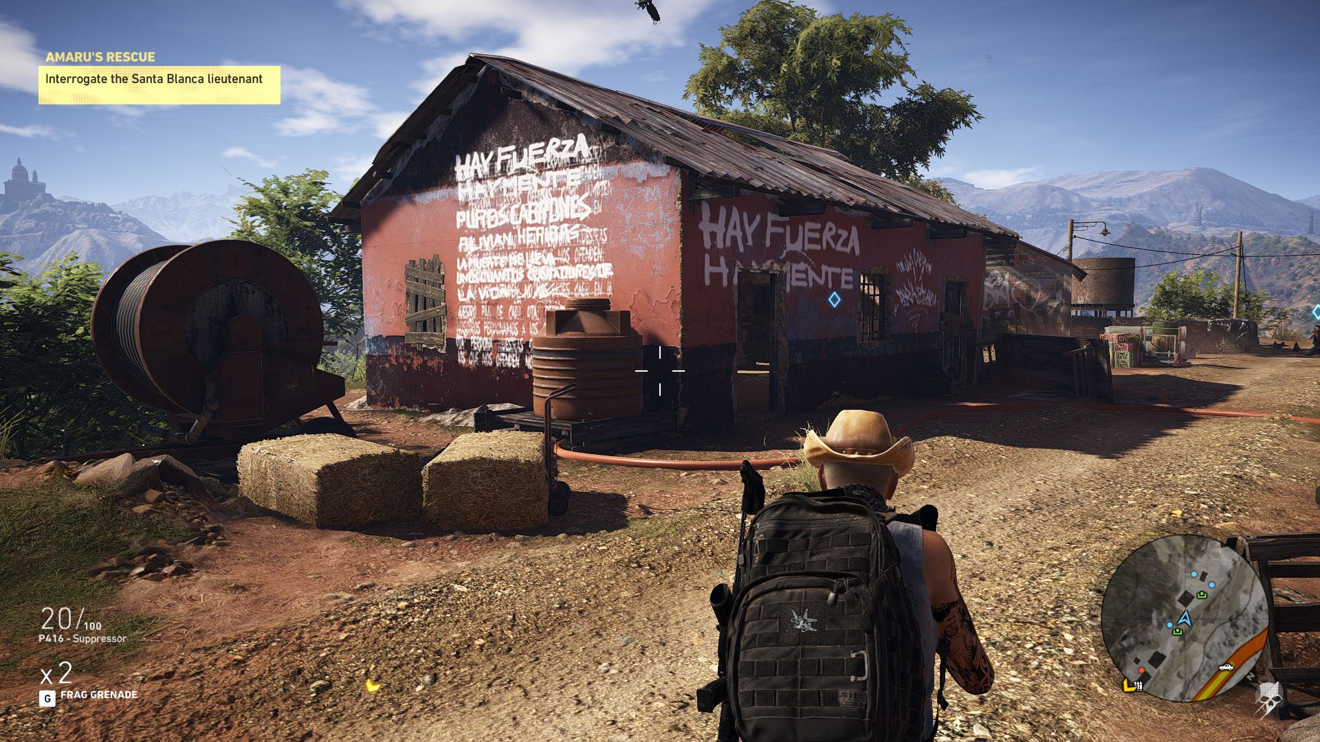 Ghost Recon Wildlands Notebook and Desktop Benchmarks