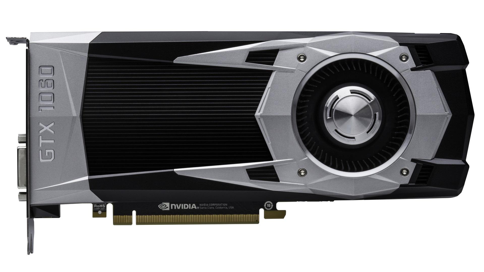 Nvidia GeForce GTX 1060 (Desktop) Review - NotebookCheck net Reviews