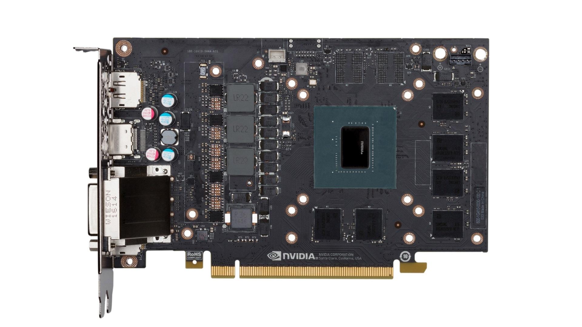 Nvidia GeForce GTX 1060 (Desktop) Review - NotebookCheck net