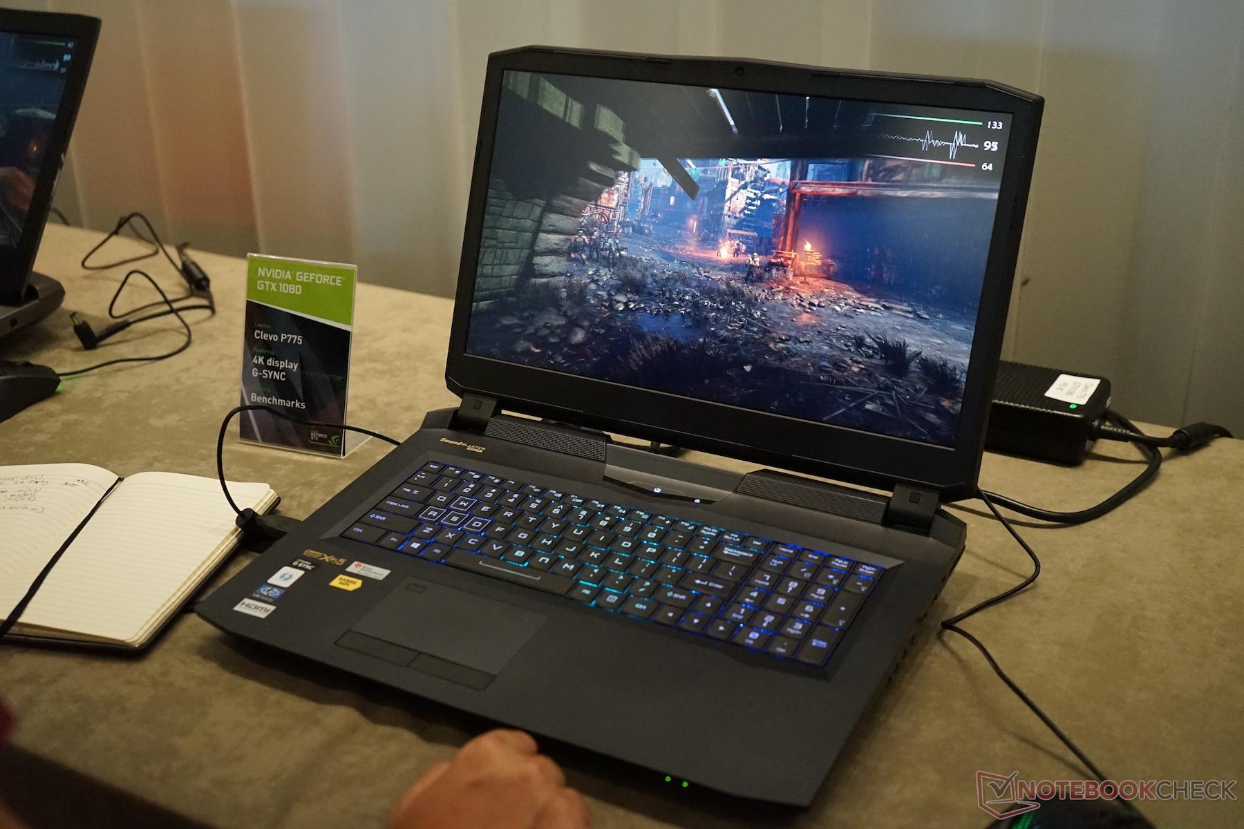 Clevo NVIDIA Display Descargar Controlador