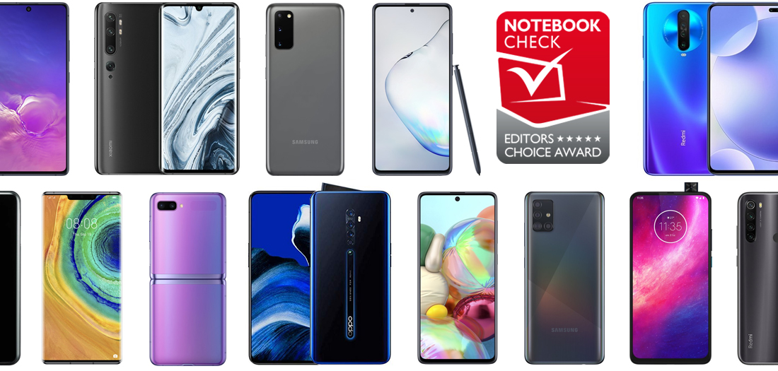 The best smartphones for Q1 2020   36 mobile phones in review