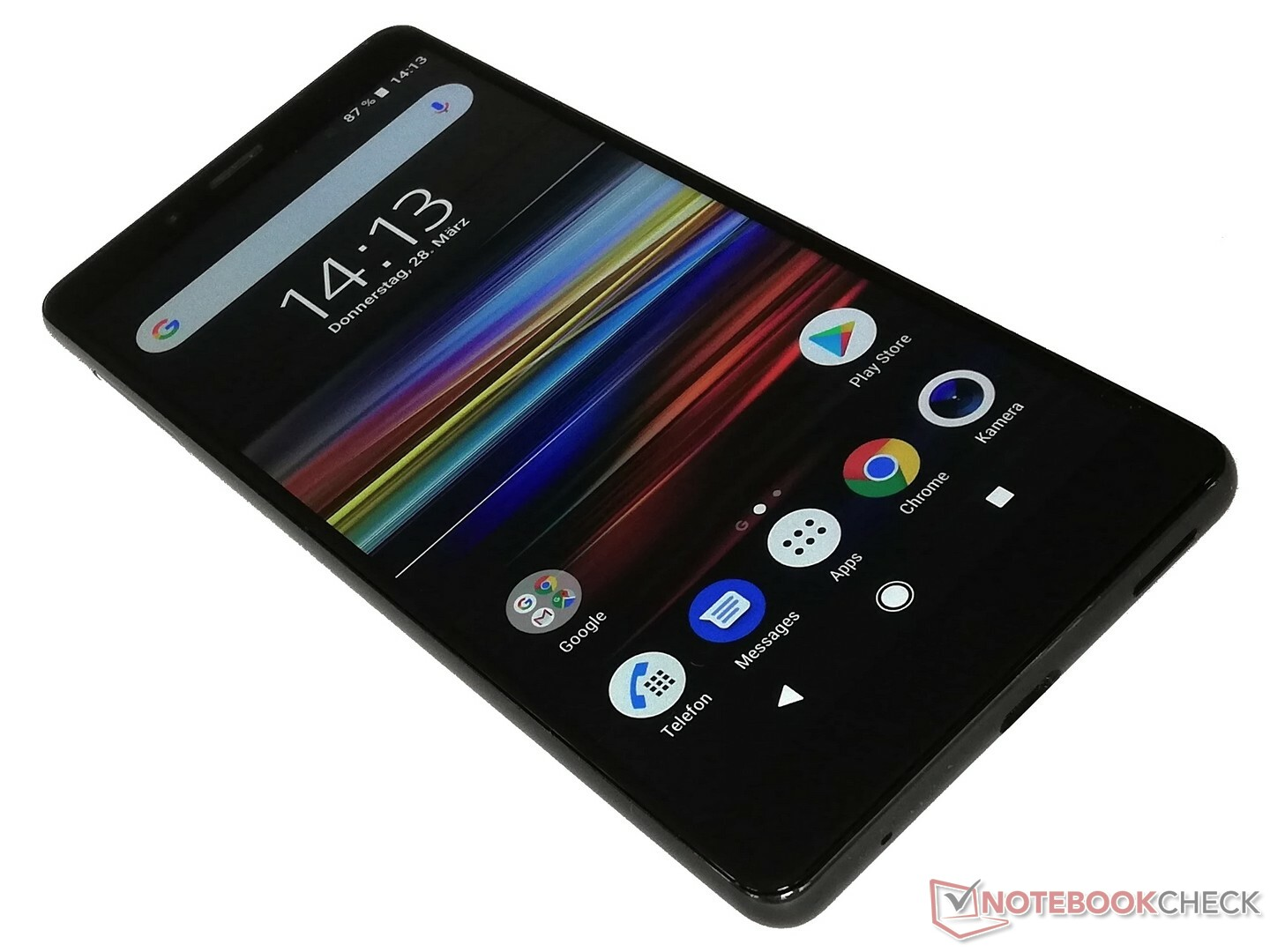 Sony Xperia L3 Smartphone Review - NotebookCheck net Reviews