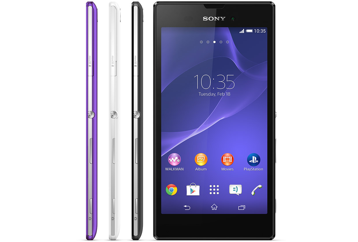 Sony Xperia T3 Smartphone Review Notebookcheck Net Reviews