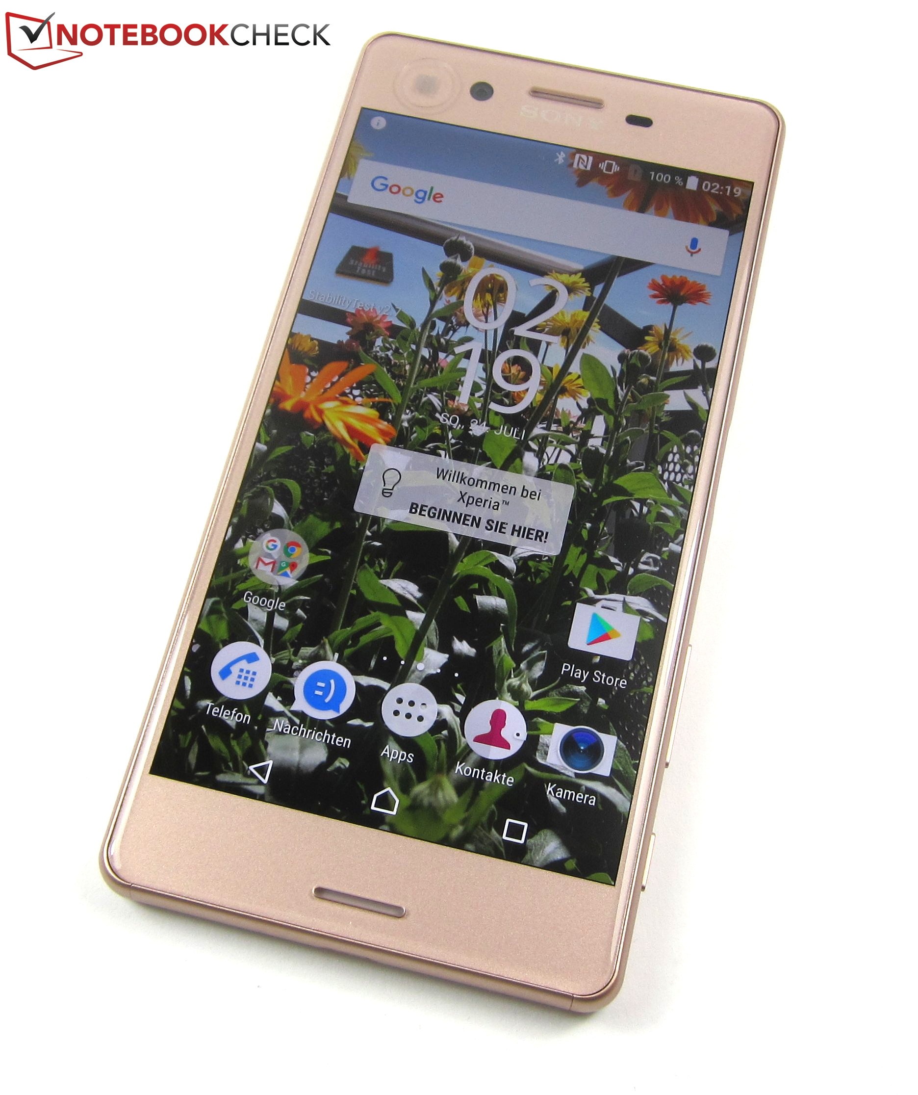 Sony Xperia X Smartphone Review - NotebookCheck net Reviews