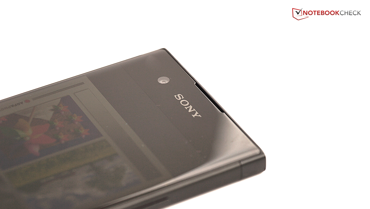 Sony Xperia XA1 Smartphone Review - NotebookCheck net Reviews