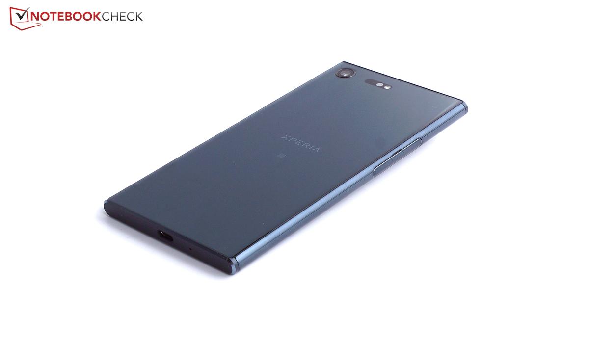 Sony Xperia XZ Premium Smartphone Review - NotebookCheck net