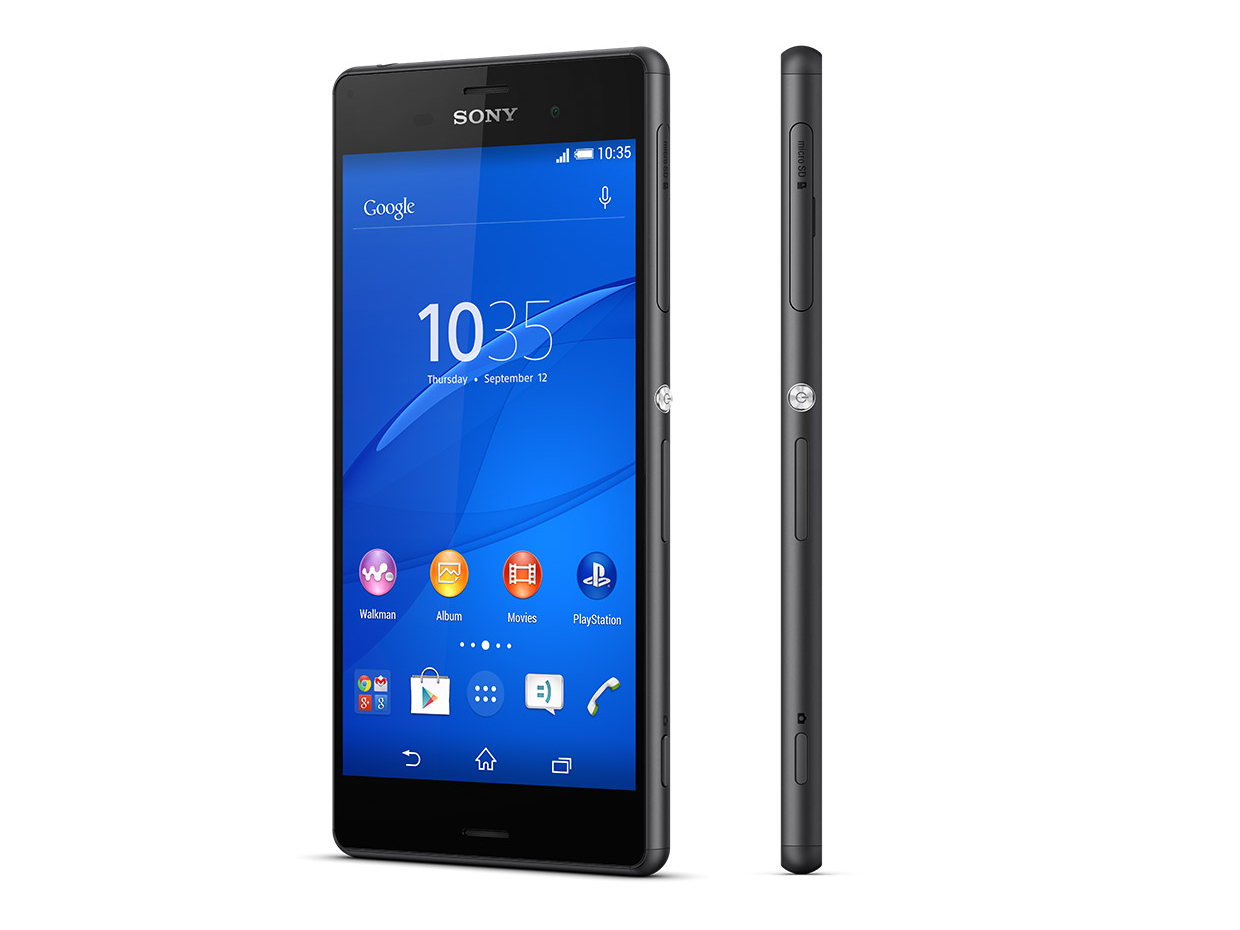 sony xperia z3 smartphone review notebookcheck net reviews rh notebookcheck net