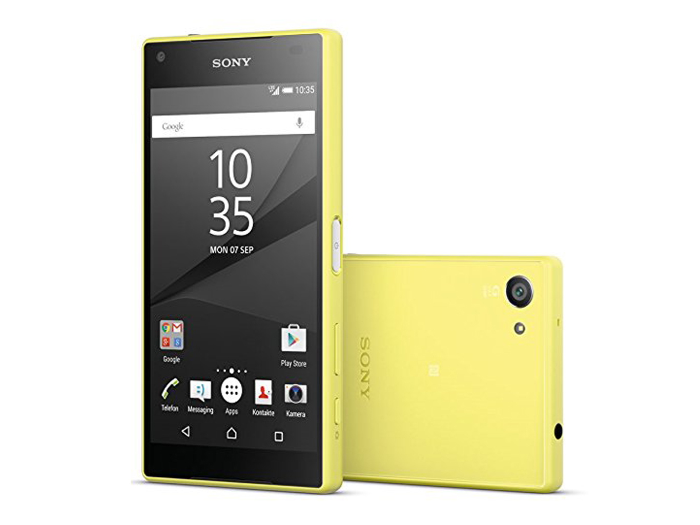 Sony Xperia Z5 Compact Smartphone Review