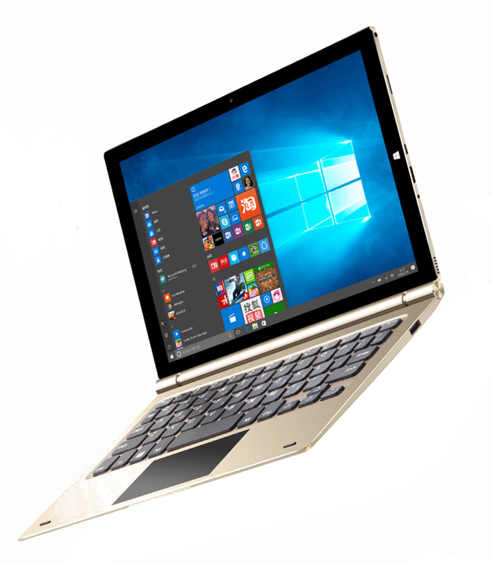 Teclast Tbook 10s (x5-Z8350, FHD) Convertible Review - NotebookCheck