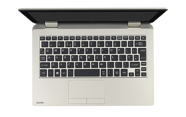 Input devices Toshiba Satellite Radius 11