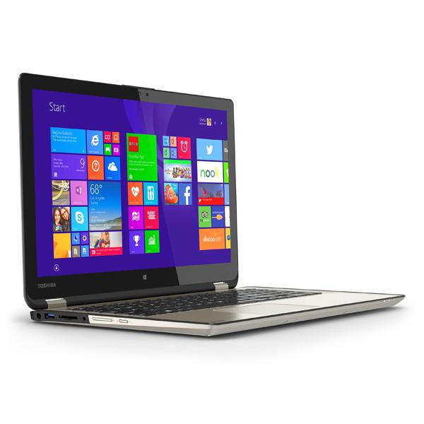 Toshiba Satellite P50W-B Driver for Windows 10