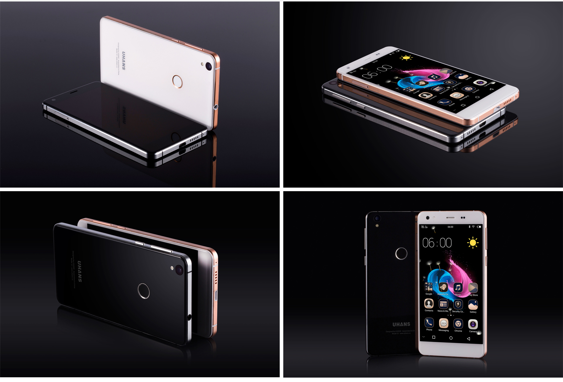 UHANS S1 Smartphone Review - NotebookCheck net Reviews