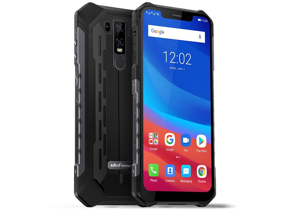 Ulefone Armor 6 Smartphone Review Notebookcheck Net Reviews