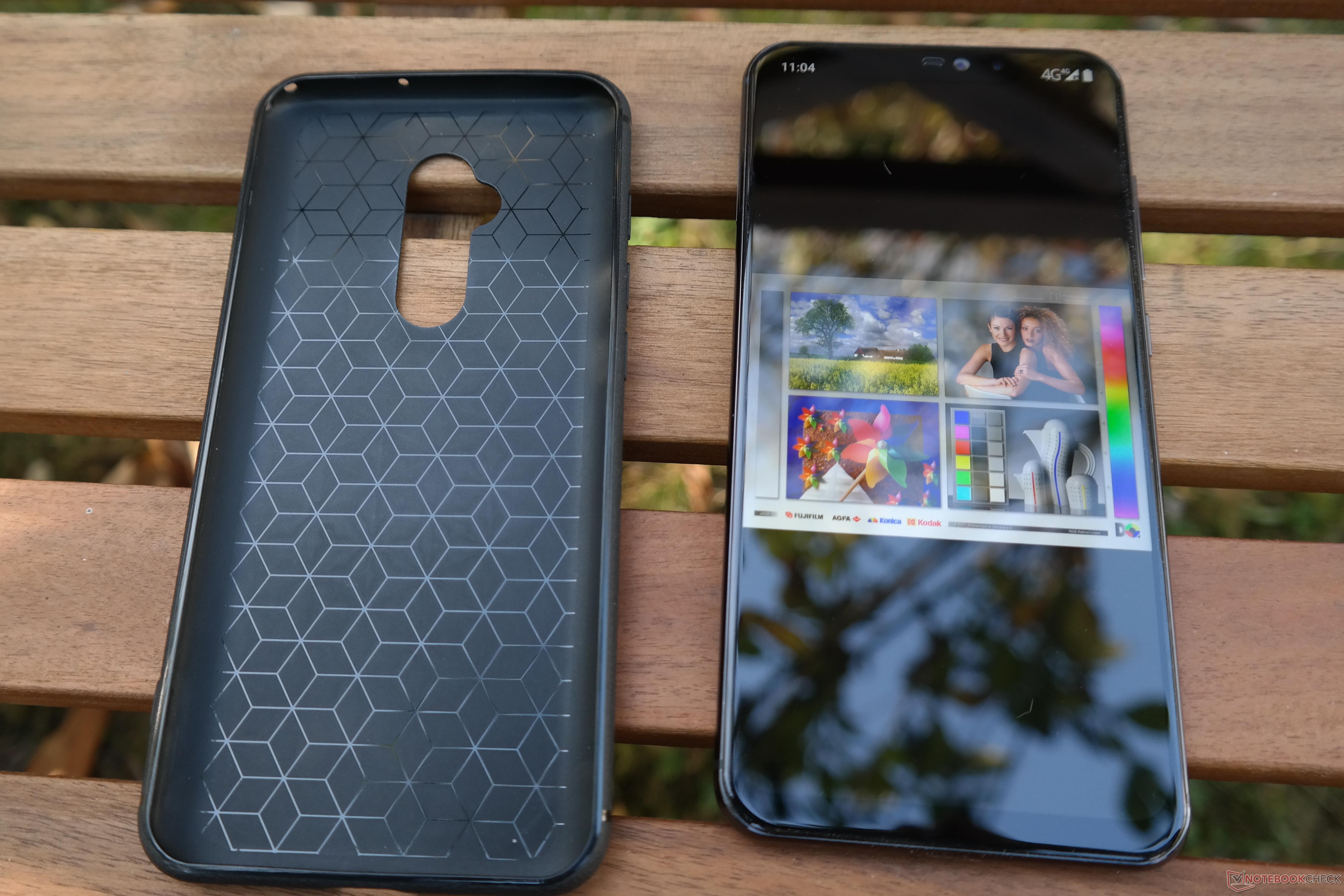Umidigi Z2 Pro Smartphone Review - NotebookCheck net Reviews
