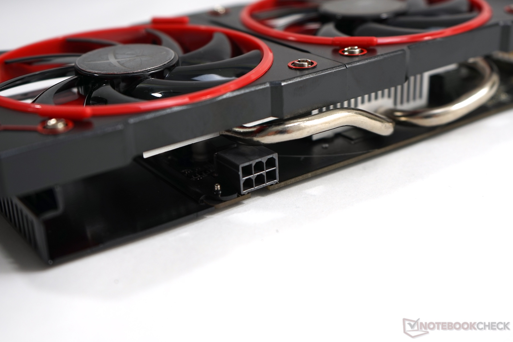 XFX Radeon RX 460 4 GB Double Dissipation (RX-460P4DFG5