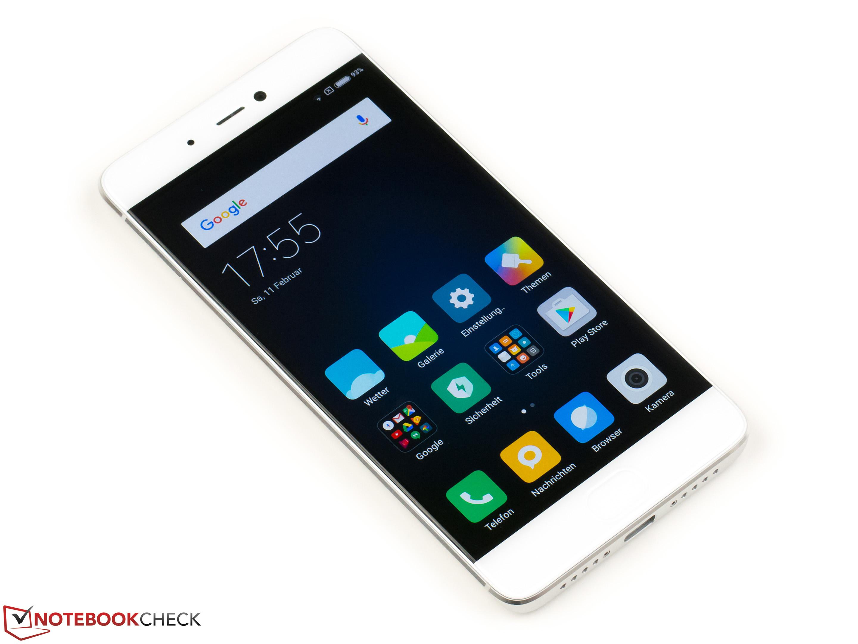 Xiaomi Mi 5s Smartphone Review Notebookcheck Net Reviews