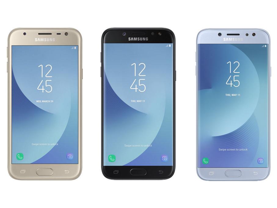 Galaxy J Models Compared