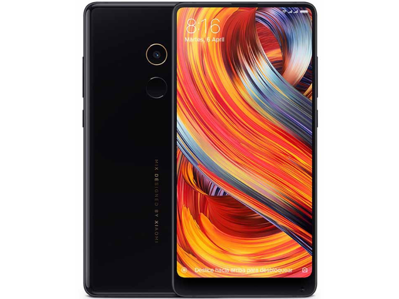 Xiaomi Mi Mix 2 Smartphone Review - NotebookCheck net Reviews