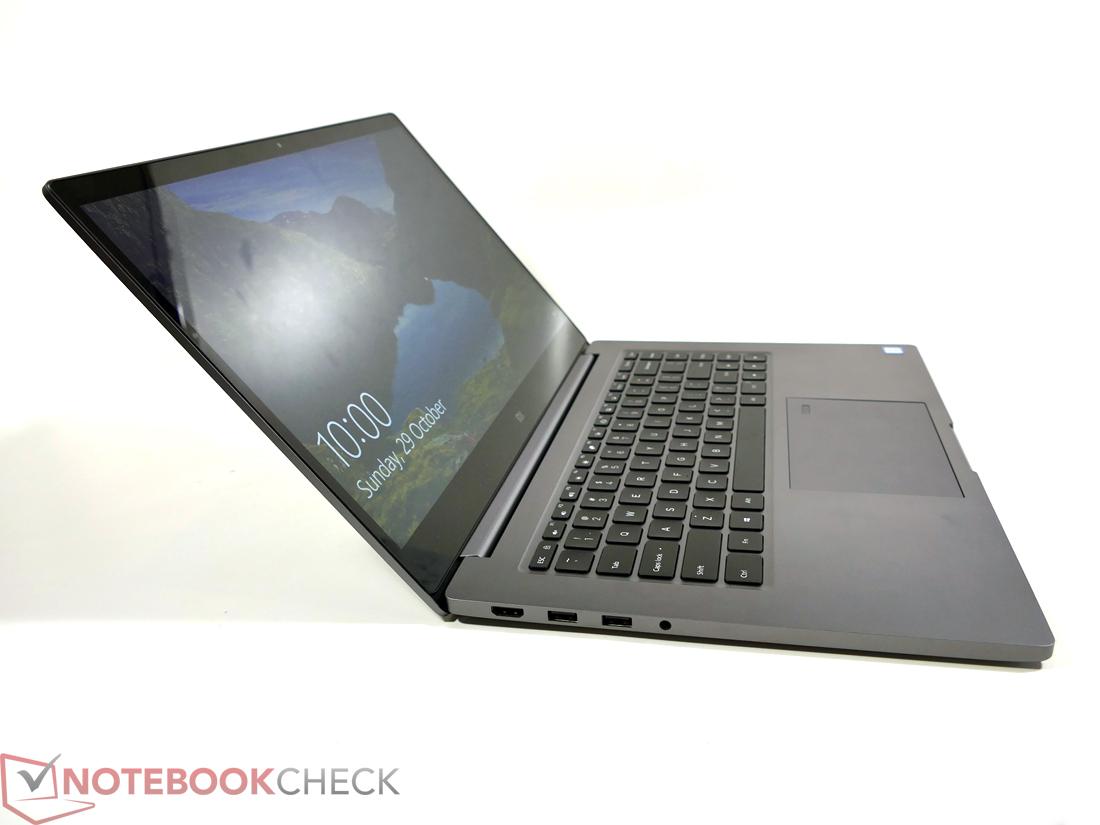 Xiaomi Mi Notebook Pro I5 Laptop Review Notebookcheck
