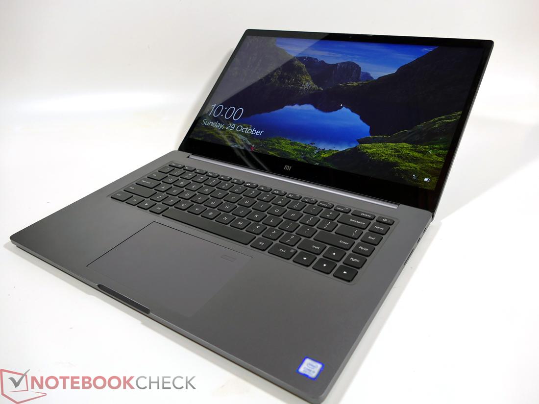Xiaomi Mi Notebook Pro I5 Laptop Preview